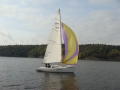 CT-25 Main, Spinnaker